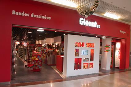 Librairie Glénat - Lyon