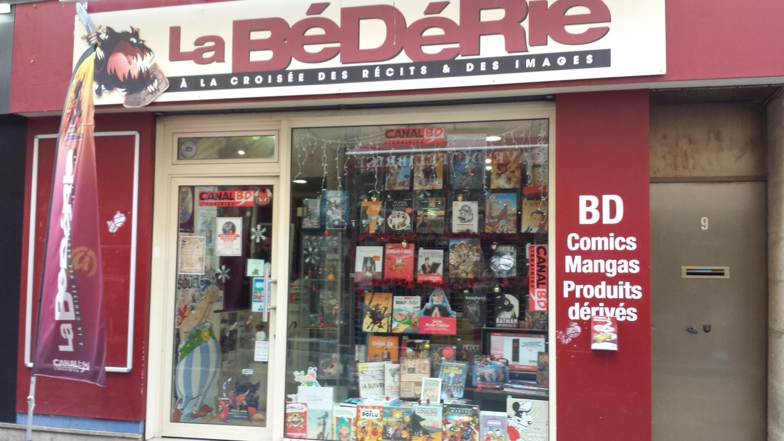 la b d rie librairie aix en provence manga news. Black Bedroom Furniture Sets. Home Design Ideas