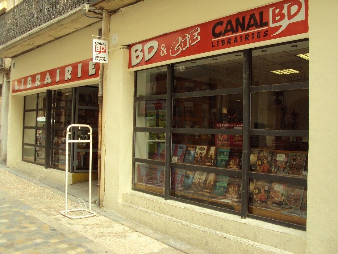 Librairie manga - Librairie BD & Cie