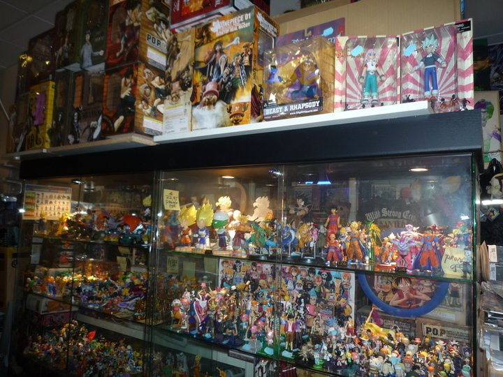 Figurine manga sur paris - Magasin loisirs et creation ...
