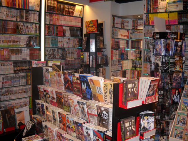Manga Cafe Horaires