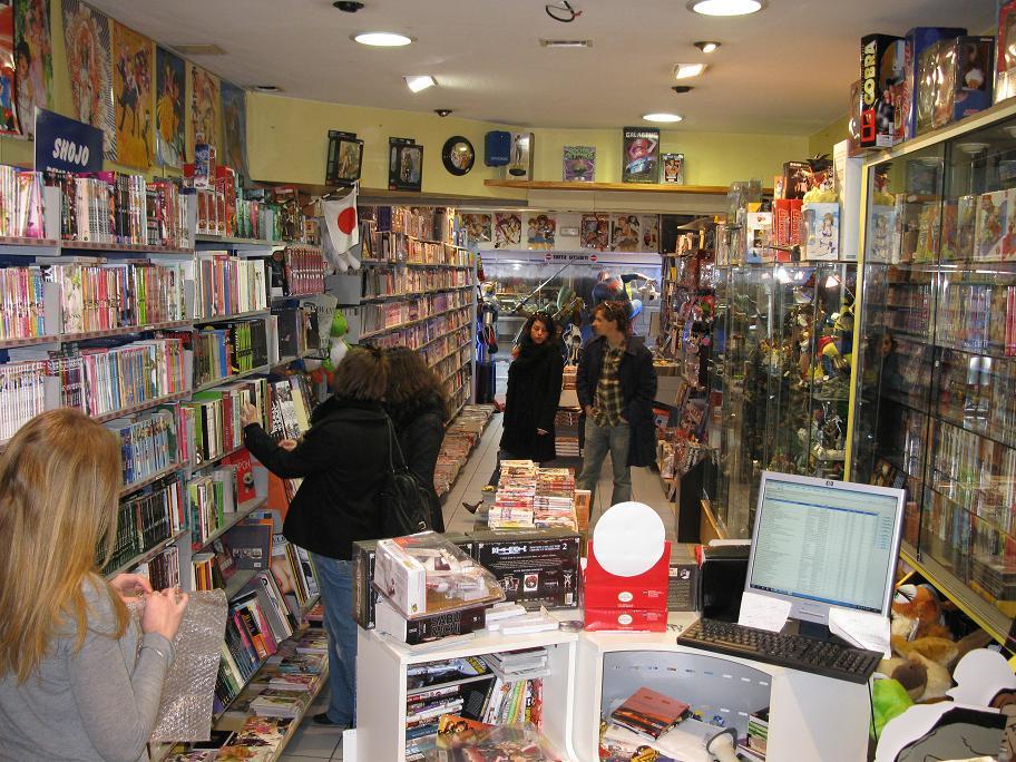 Mille sabords librairie la rochelle manga news - Magasin scandinave la rochelle ...