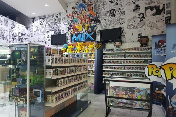 Librairie manga - Mix - Image Genève