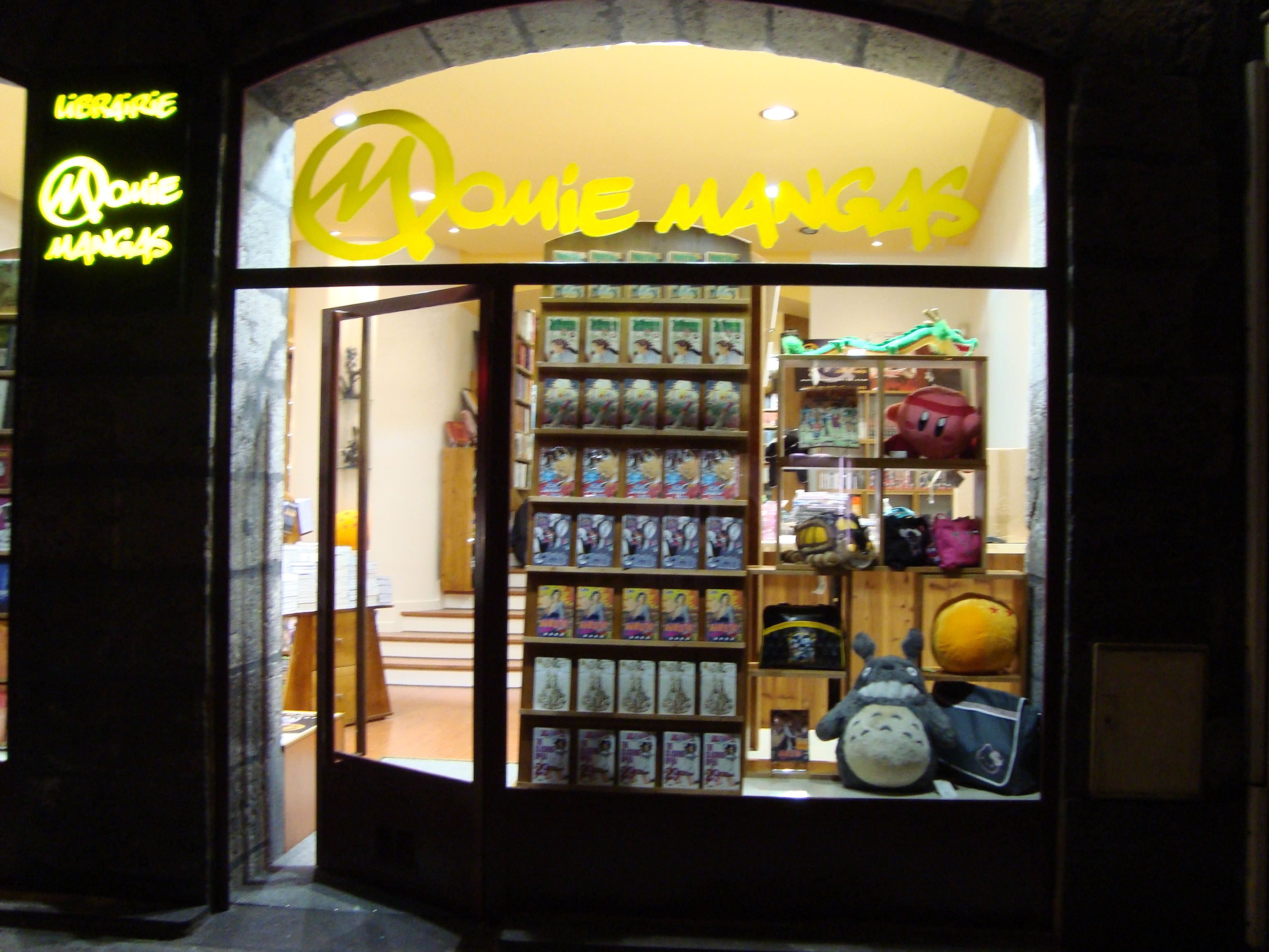 Momie BD & Mangas - Clermond Ferrand