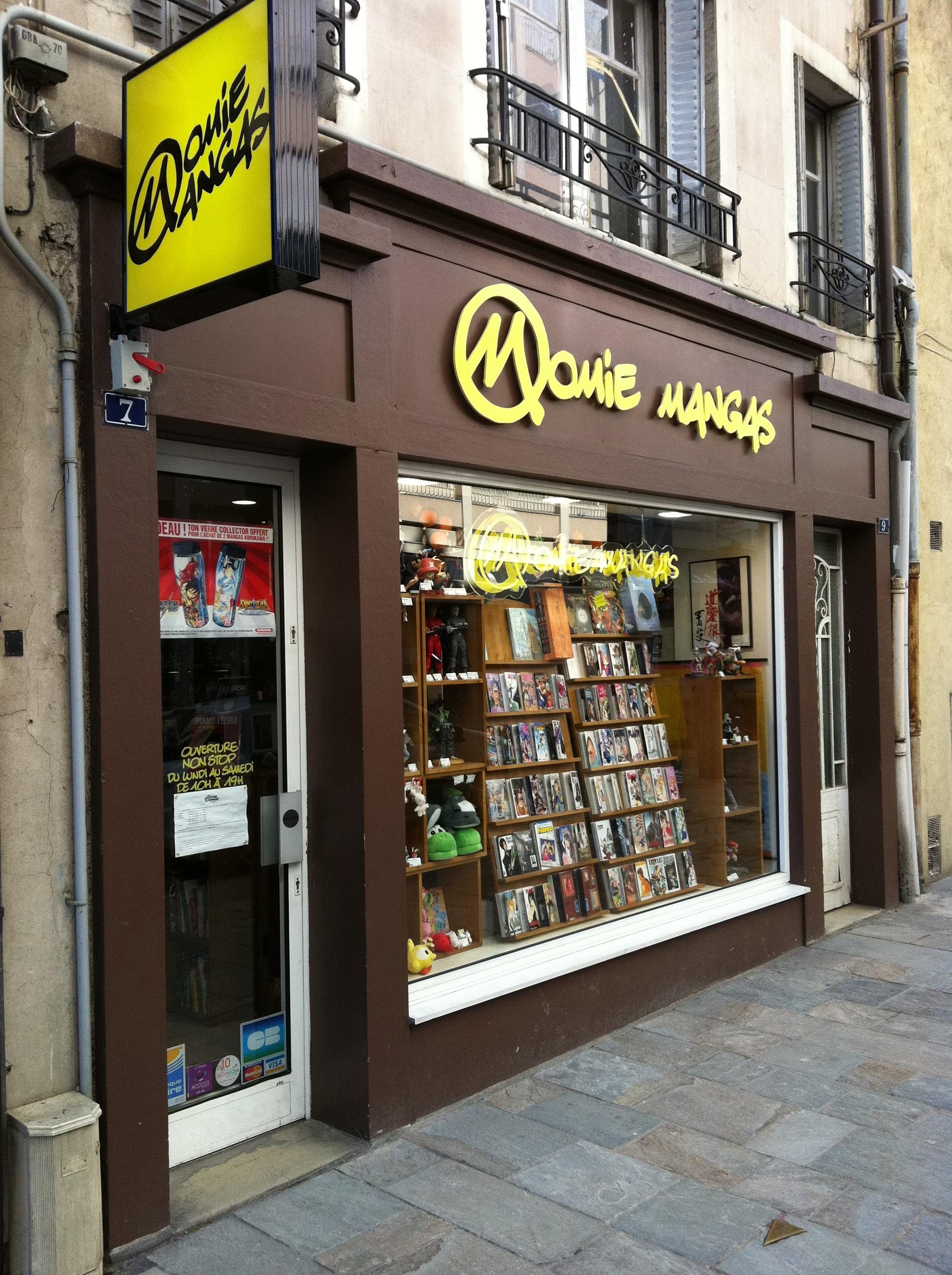 Momie Mangas - Dijon