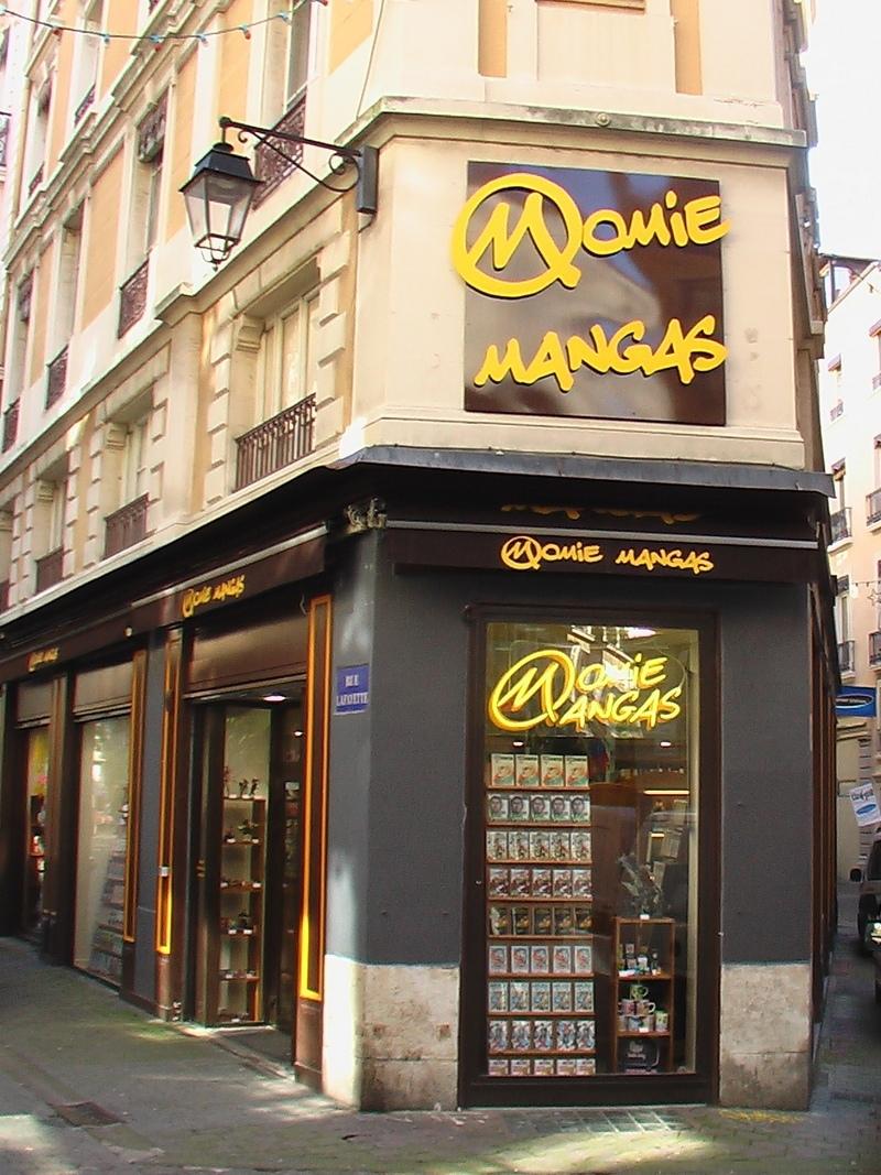 Momie Mangas - Grenoble
