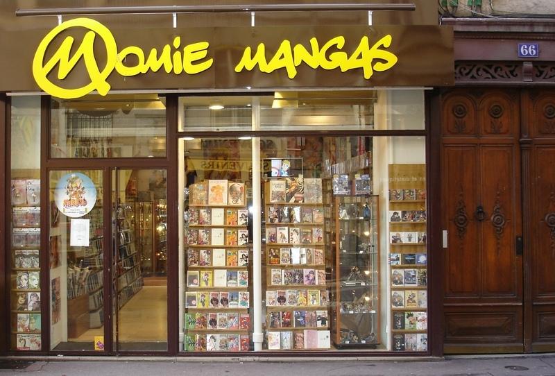 Momie Mangas - Lyon
