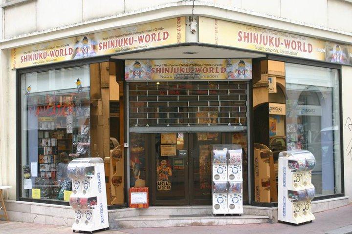 Shinjuku-World