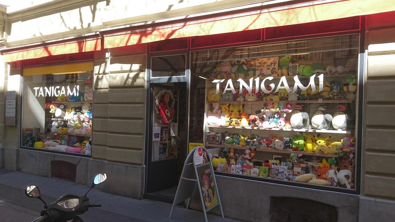 Tanigami - Lausanne