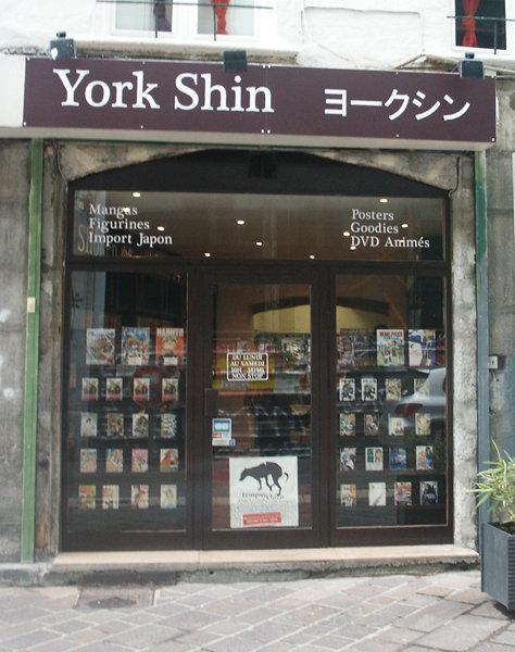 York Shin