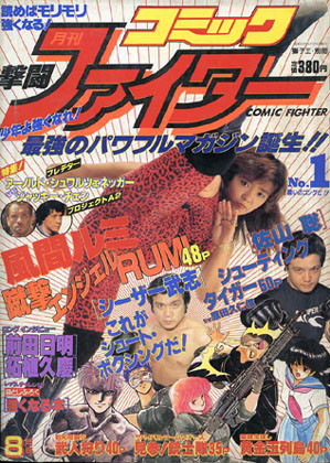 Mangas - Comic Fighter