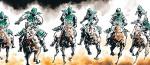 L'invasion mongole en Perse dans le nouveau manga de Hideki Mori