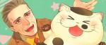 Un jeu vidéo pour le manga Le chat qui rendait l'homme heureux