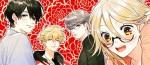 Aperçu du manga Trois Yakuzas pour une Otaku chez Soleil