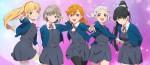 Anime - Love Live! Superstar! - Episode #7 : Bataille pour le conseil des élèves