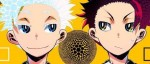 5 Minutes Forward, nouveau manga déjanté de la collection Dark Kana