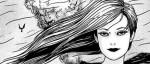 Junji Itô débute le manga Akuma no Kikô