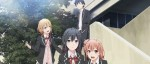 Une saison 3 pour l'anime My Teen Romantic Comedy SNAFU