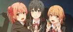 Une 3e OVA pour My Teen Romantic Comedy SNAFU