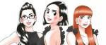 Le manga Tokyo Tarareba Girls d'Akiko Higashimura se précise chez Le Lézard Noir