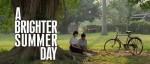 A Brighter Summer Day d'Edward Yang au cinéma en version intégrale restaurée