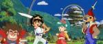 Adrien le sauveur du monde, nouveau manga nostalgique chez Black Box