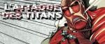 manga - Un trailer pour le spectacle planétarium L'Attaque des Titans