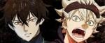 L'anime Black Clover arrivera sur Crunchyroll cet automne