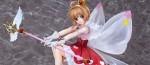 Sakura Kinomoto en figurine chez Souyokusha