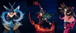 3 nouvelles figurines de Demon Slayer dans la gamme Figuarts ZERO