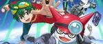 manga - Digimon Appmon arrive sur BOING