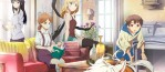 manga - Le manhua Frankenstein Family décliné en animé