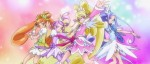 manga - La saison 2 de Glitter Force Doki Doki sur Netflix