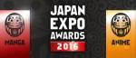 Le palmarès des Japan Expo Awards 2016 dévoilé