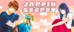 Découvrez un extrait du manga Jardin secret