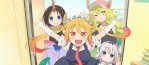 Anime - Miss Kobayashi's Dragon Maid - Episode #11