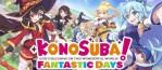 Le jeu KonoSuba : Fantastic Days sortira à l'international