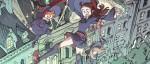 manga - Un trailer pour Little Witch Academia