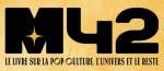M42, une série d'ouvrages sur la pop-culture par l'agence Lenno