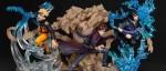 Naruto, Sasuke et Gaara à l'honneur en Figuarts ZERO