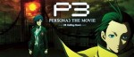 manga - Chronique animation import - Persona 3 - The Movie #3 - Falling Down
