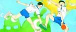 La série Ping Pong the Animation est disponible gratuitement sur France.tv Slash