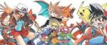 La saga Pokémon continue chez Kurokawa avec Rouge Feu & Vert Feuille puis Émeraude