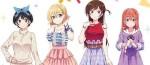 Anime - Rent-A-Girlfriend - Episode #1 - Petite amie à louer