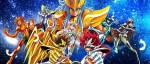 manga - Une intégrale de la saison 2 de Saint Seiya Omega chez Kana