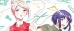 Le manga Shine adapté en anime