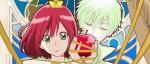 Chronique Animation - Shirayuki aux cheveux rouges Saison #1