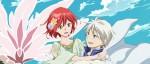 La saison 2 de Shirayuki aux cheveux rouges arrive sur ADN