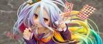 manga - Shiro de No Game No Life par Good Smile Company