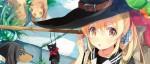 Aperçu du manga Sorcière en formation chez Soleil